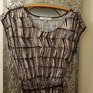 T-shirt Dress Ann Taylor Loft sz M